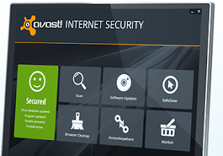 Avast internet Security 8