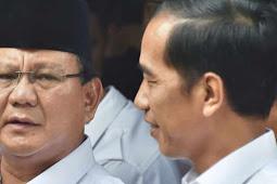 Jokowi - Amin Salib Prabowo - Sandi, 52 Persen di Real Count KPU