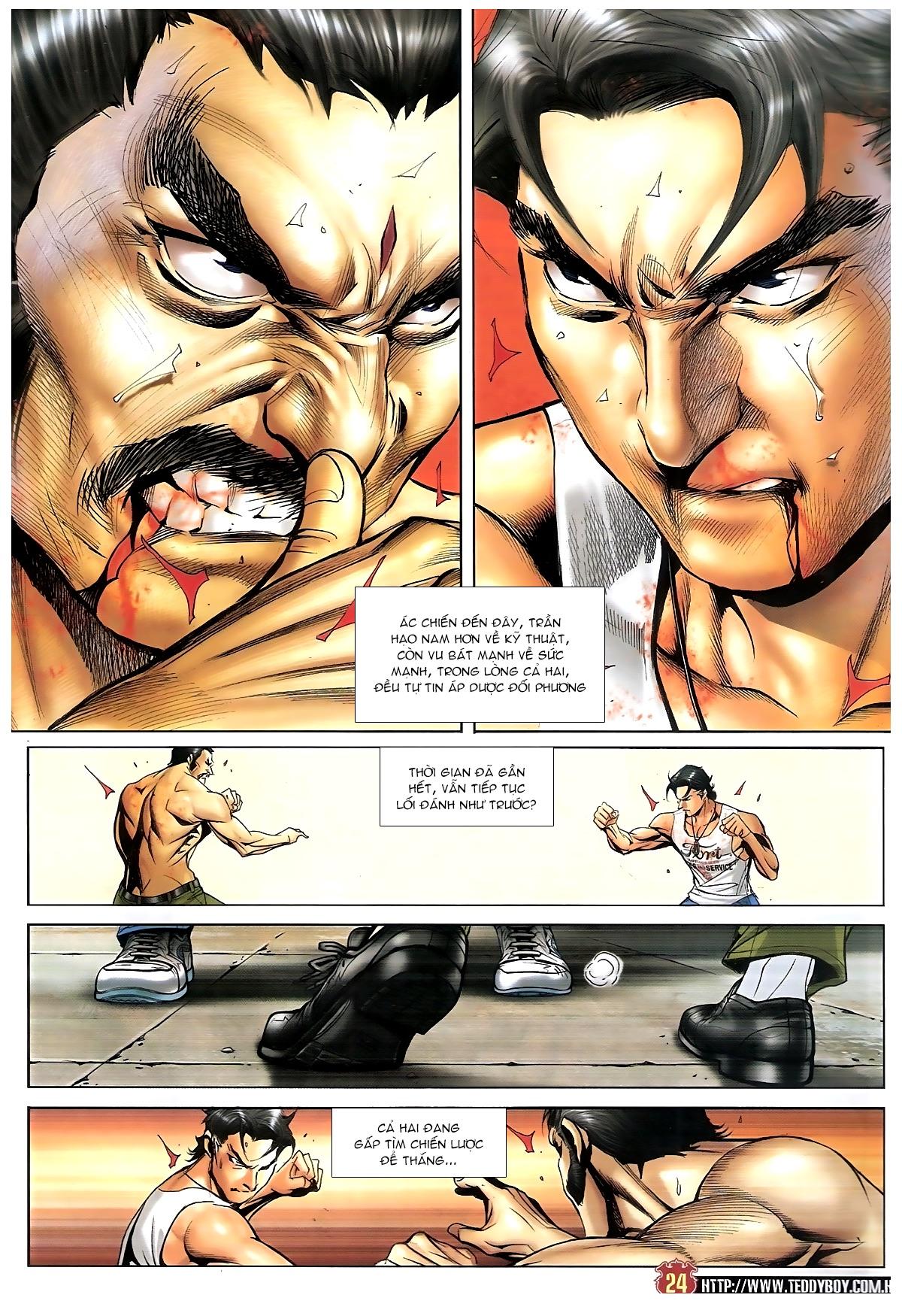 Người Trong Giang Hồ - Chapter 1583: Lấy số - Pic 21