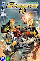 Os Novos 52! Sinestro #9