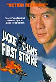 Jackie Chan's First Strike 1996 BRRip 480p 330mb Dual Audio ( Hindi-English ) MKV