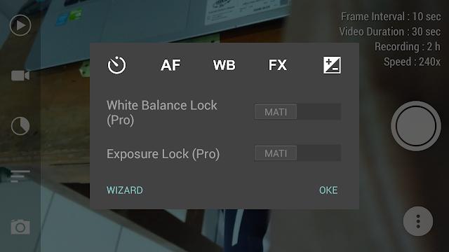 membuat timelapse dengan aplikasi android