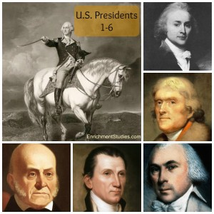 US Presidents Homeschool Bundle Giveaway Ends 7/15/15