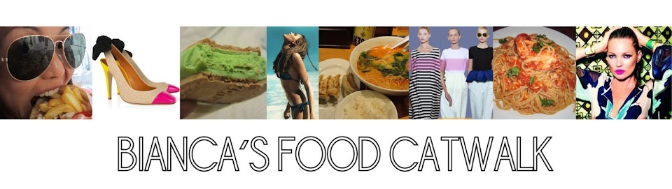 Bianca's Food Catwalk - Sydney Food and Fashion Blog