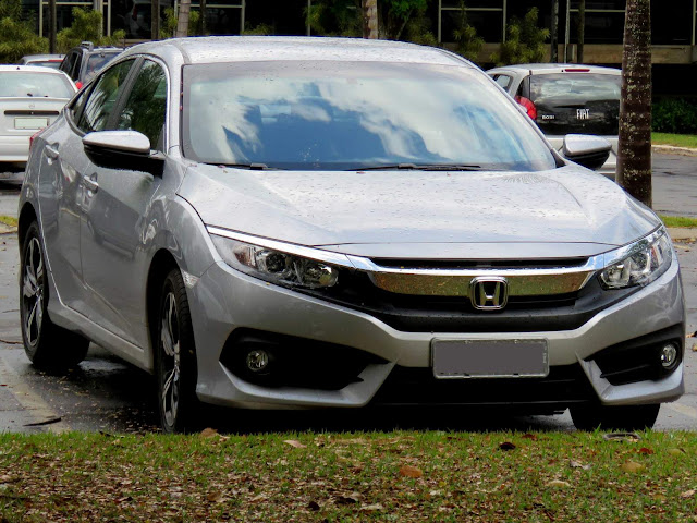 Novo Civic 2017 Gen 10
