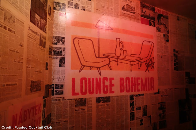 Lounge Bohemia Cocktail Bar Review