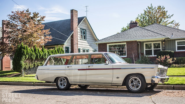 Ford Fairlane Wagon Ranch 500