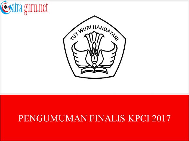 Finalis KPCI 2017