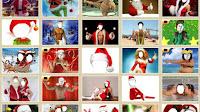 Creare fotomontaggi con personaggi famosi e di Natale