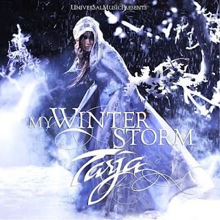 Pochette de Tarja Turunen - My Winter Storm
