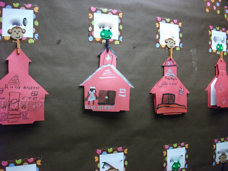 Ruby Bridges Kids Craft
