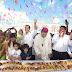 Vila y el Arzobispo parten rosca enTizimín