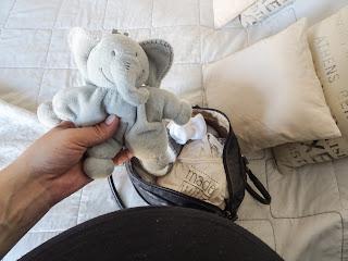 Ainu, Ainu norsu, uusi vauva, vastasyntynyt