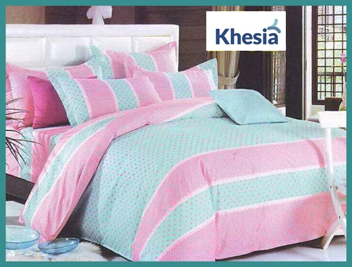 bed cover murah meriah