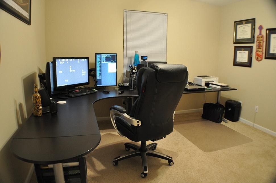 Unique Design Of Computer Room Ideas Home Decorating Ideas