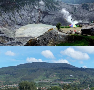 Gunung Tangkuban