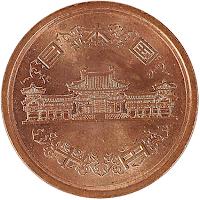 koperen munt