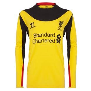 5462128d91 ¿qué tal veis los nuevos diseños de la equipación de visitante del Liverpool