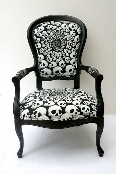 Skull Chair Covers With Arms Midnight In The Garden Of Evil Chairs Skeleton 3 Sensory Deprivation By Dutch Atelier Van Lieshout
