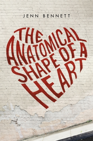 The Anatomical Shape Of A Heart Jenn Bennett