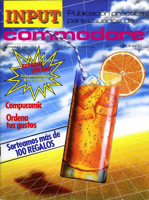 Input Commodore Verano 86 (E86)