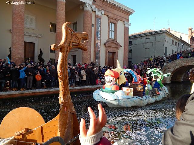 Carnevale sull'acqua
