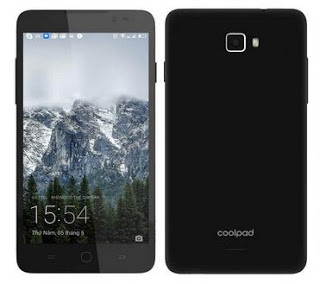Cara Flash Coolpad Roar3 A118 100% Tested