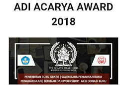 ADI ACARYA AWARD 2018