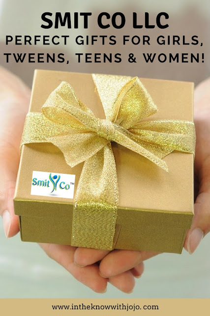 In Smit Co LLC you can find the perfect gifts for girls, tweens, teens & women!