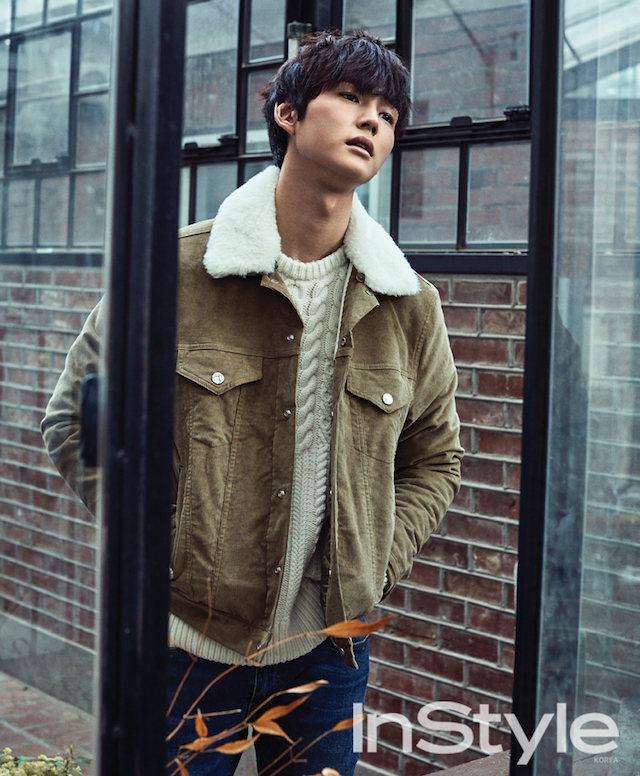 Lee Won Geun, Lee Won Geun Instyle, Lee Won Geun 2016
