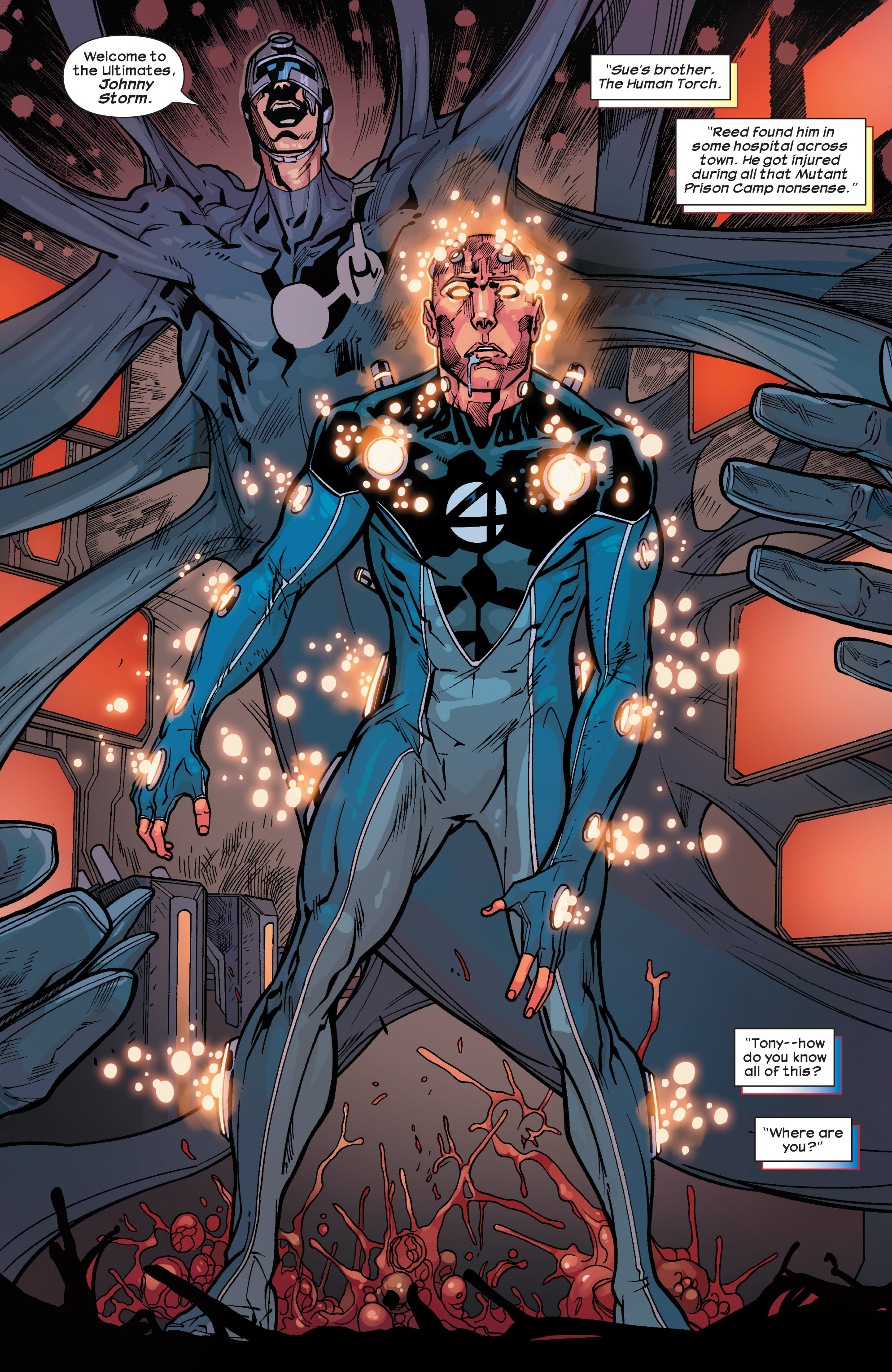 Read online Ultimate Comics Ultimates comic -  Issue #28 - 20