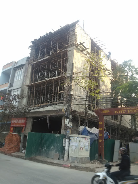 Nhà bê tông cốt thép