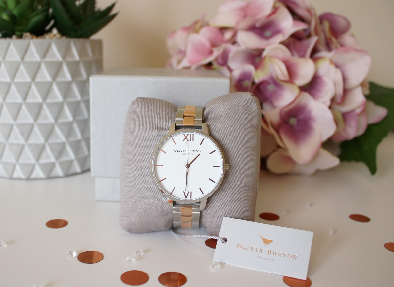 Olivia Burton Watch Unboxing