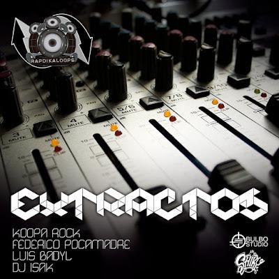 Rapdikaloops - Extratos EP