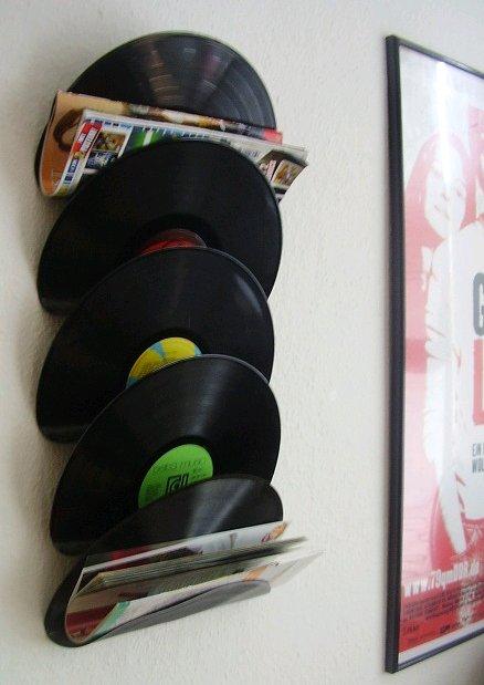 best jewelry: Repurposed Vinyl LP Record Album Art