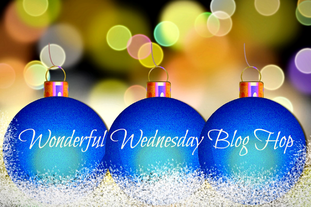 Wonderful Wednesday Blog Hop #40