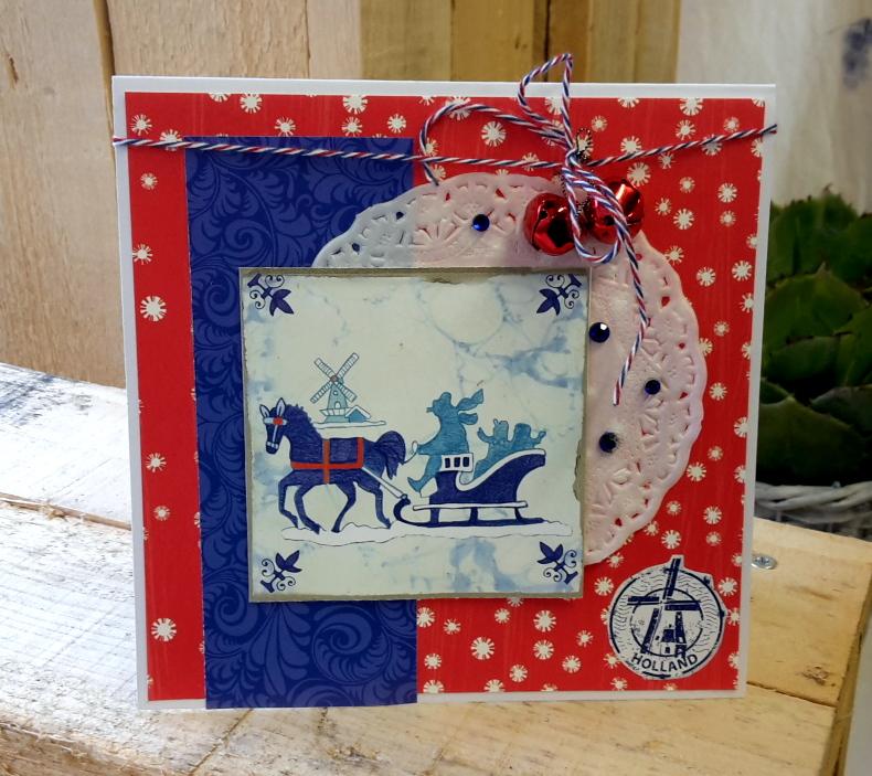 Crea Spul Van Colien Kerstpakket