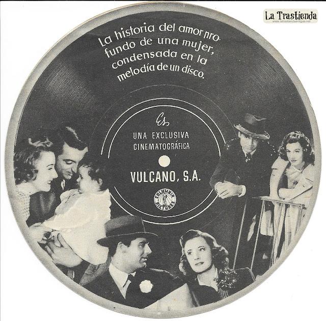 Serenata Nostálgica - Programa de Cine - Cary Grant - Irene Dunne