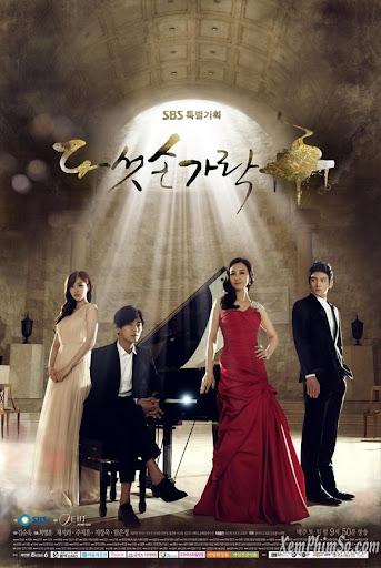 Xem Phim Năm Ngón Tay 2012