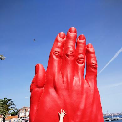 przybij piątkę najbogatszej miejscowości w Portugalii- o Cascais