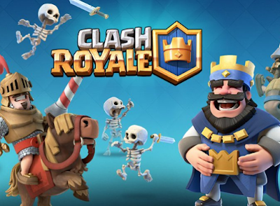 Download Clash royale APK versi 1.4.0 for android