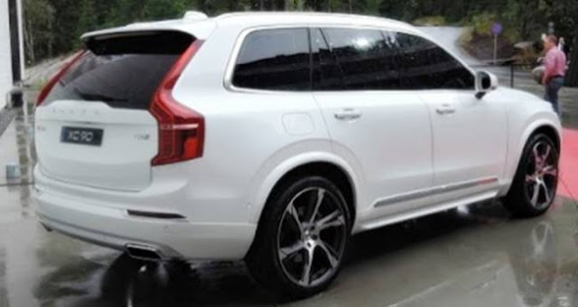 2018 Volvo XC90 Suv Redesign Prices Exclusive Engines