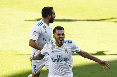 Alaves vs Real Madrid: Dani Ceballos double clinches 2-1 win for Los Blancos