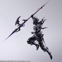 """Figuras: Galería fotográfica de Estinien Bring Art de """"Final Fantasy XIV"""" - Square-Enix"""