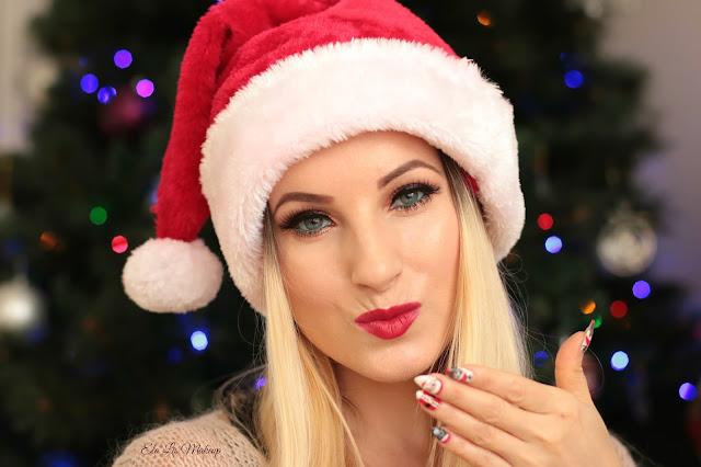Świąteczny Makijaż - Happy Xmas Everyone