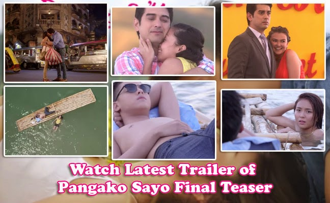 Watch Latest Trailer of ABS-CBN Teleserye Pangako Sayo Final Teaser