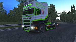 Scania RJL Green Lines (EviL)