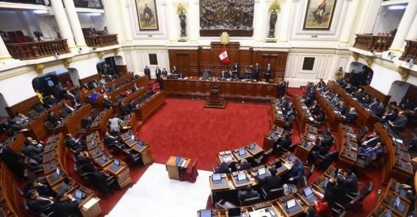 Ejecutivo sustentará presupuesto 2020 ante el Congreso este jueves
