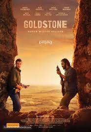 Goldstone 2016 movie Poster