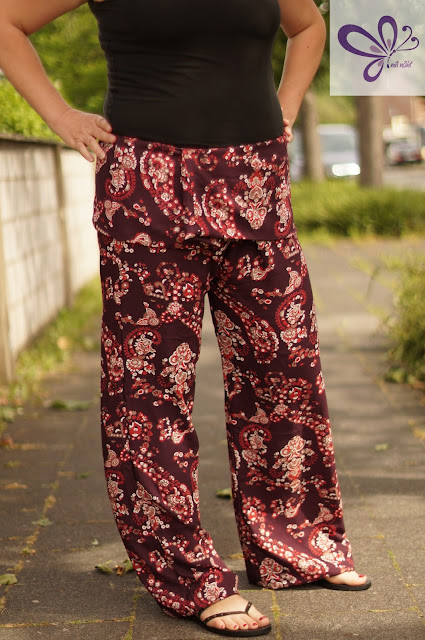Wickelhose - Thai Fischerhose - Thai Fisherman Pants - kaidso onlinekurse
